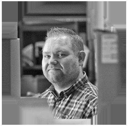 Rasmus Nyerup Hansen - Finansdirektør, Founder, medejer