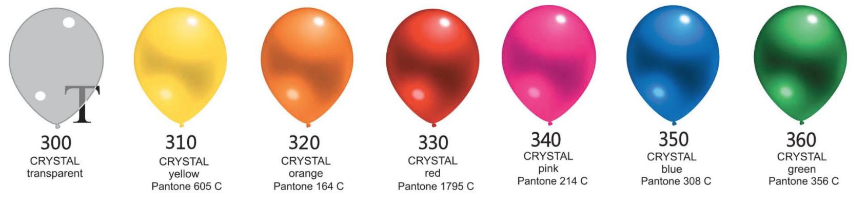 Crystal balloner