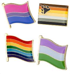 LGBT pins
