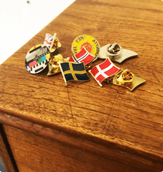 Pins in stock